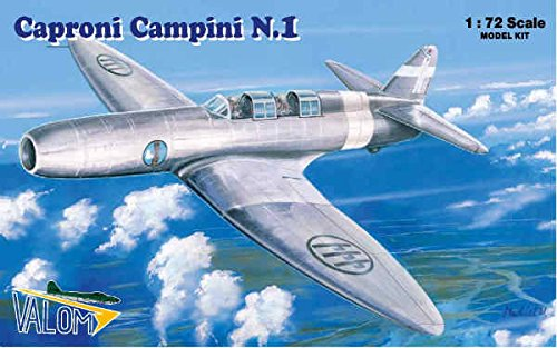 Valom Caproni Campini N.1 Italian Jet Fighter (1/72 model kit, 72073)