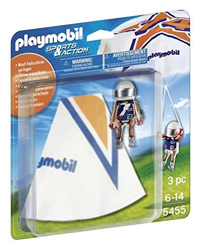 PLAYMOBIL Parachutist Rick Playset