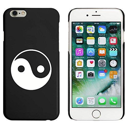 Noir 'Symbole Yin Yang' étui / housse pour iPhone 6 & 6s (MC00089746)