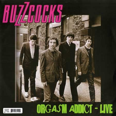 Orgasm Addict Live [Vinyl] by ANARCHY MUSIC