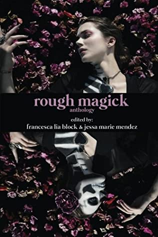 book cover of Rough Magick