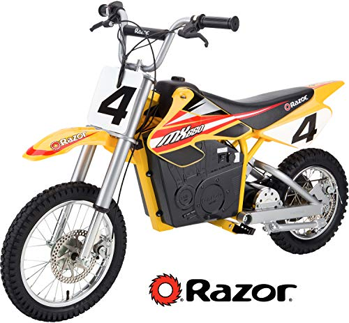 Razor MX650 Dirt Rocket Electric Motocross Bike image