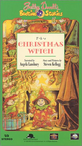 Amazon.com: Bedtime Stories - Christmas Witch [VHS]: Shelley ...