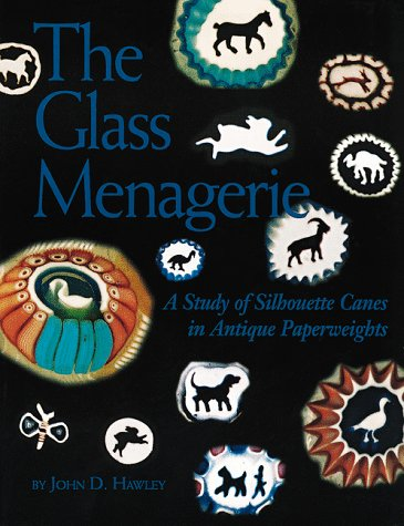 Glass Menagerie: A Study of Silhouette Canes in Antique Paperweights