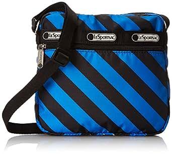 LeSportsac Shellie Cross Body Bag, Ace Stripe, One Size