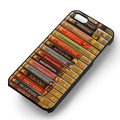Books of Fantasy Vintage pour Coque Iphone 6 et Coque Iphone 6s Case (Noir Boîtier en plastique dur) H2A1WH