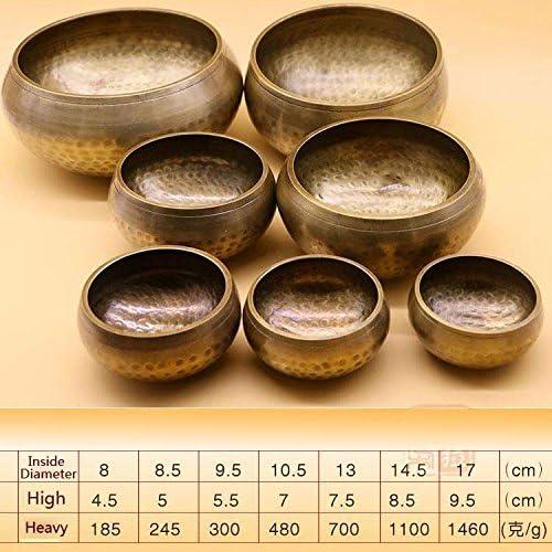 Tibetan Singing Bowl Decorative-wall-dishes Home Decoration Decorative Dharma Monks Lama