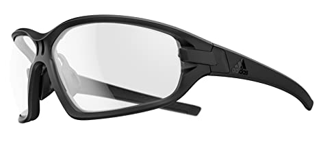 Adidas Brille evil eye evo ad10 Small 9800 black matt VARIO Radsport