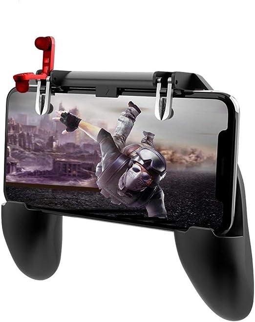 ASDQ PUBG Control móvil Gamepad, Joystick del teléfono Celular ...