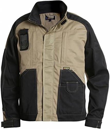 Blaklader 406318602499M Craft Profil Jacket Size M Kaki//Black