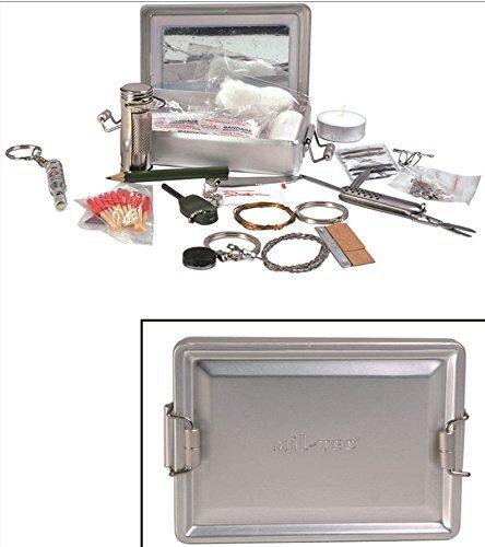 Survival Kit Alu Box / Bild: Amazon.de