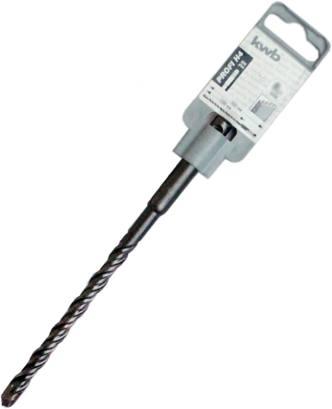 Foret marteau SDS-plus Premium Line fabriqu/é en Allemagne Foret /à b/éton 244744 KWB Profi H4//Ø 14/mm X400/X 460