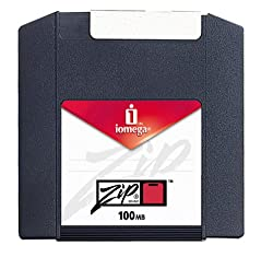 Iomega Zip 100 Disks 100 Mb Mac Formatted (1-pack) (Discontinued By Manufacturer)
