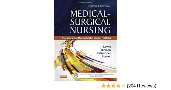 Medical surgical nursing assessment and management of clinical medical surgical nursing assessment and management of clinical problems 9th edition 9780323086783 medicine health science books amazon fandeluxe Choice Image