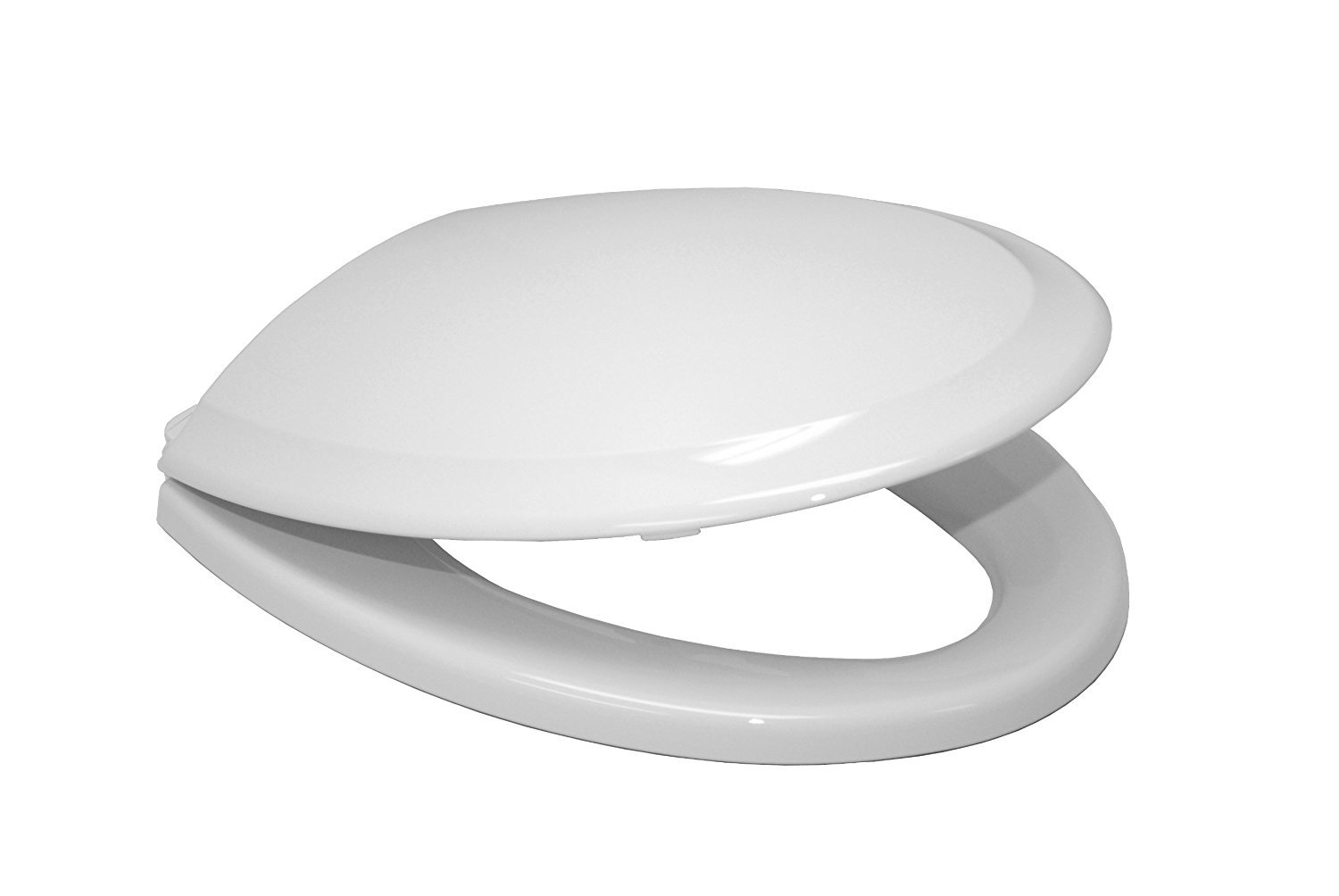 Toto SS224#01 Guinevere Elongated Closed-Front Toilet Seat and Lid with SoftClos