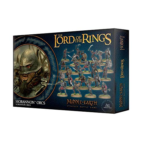 (Lord of the Rings: Morannon Orcs)
