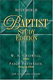 img - for Holy Bible - Baptist Study Edition Celebrate Your Heritage book / textbook / text book