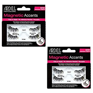 89b6d75d9fd Amazon.com : Ardell Magnetic Lashes Accents 002 (2 Packs) : Beauty