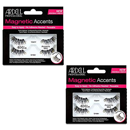 Ardell Magnetic Lashes Accents 002 (2 Packs)