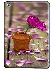 iPad Mini nature flower colorful 4 PC Custom iPad Mini Case Cover