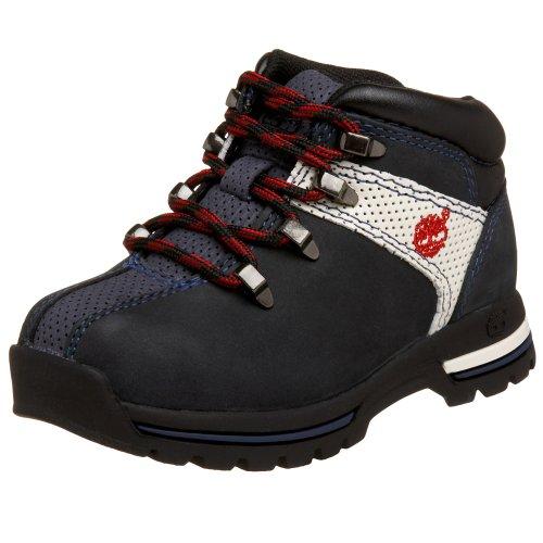 Timberland Toddler/Little Kid Skhigh Rock Hiker Boot,Blue,12 M US Little Kid