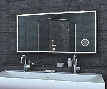 Fineline Badezimmer Spiegel LED Beleuchtung 240 LED und 50 LED für ...