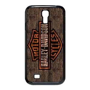 Samsung Galaxy S4 9500 Cell Phone Case Black Harley Davidson rjkj
