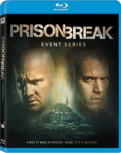 Blu-ray : Prison Break: The Event Series (3 Pack, Widescreen, Digital Theater System, AC-3, )
