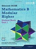 img - for GCSE Mathematics Edexcel 2010: Spec B Higher Unit 1 Student Book (GCSE Maths Edexcel 2010) by Kevin Tanner (2010-02-16) book / textbook / text book