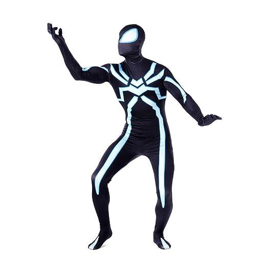 BLOIBFS Spiderman Disfraz Adultos,Carnaval Poderes De ...