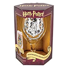 Official Harry Potter Hogwarts Colour Changing Drinking Glass - Boxed Gift