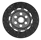 Ak956052 12'' Dual Stage Clutch Disc For David Brown 1190 1194 1210 1212 1394