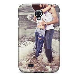 Fashionable BOFYOKj7966RoaIR Galaxy S4 Case Cover For Hug In Love Protective Case
