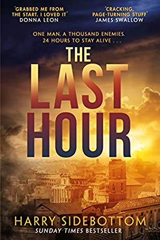 book cover of The Last Hour