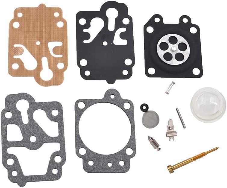 Carburateur r/éparation//Rebuild kit Remplace Kex-wyj-1/pour d/ébroussailleuse chinois Tu26/Cg330/Cg430/Cg520
