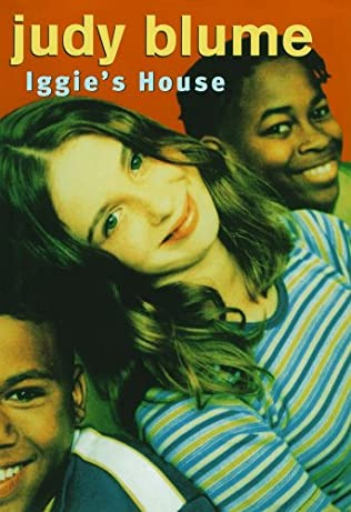 book cover of Iggie\'s House