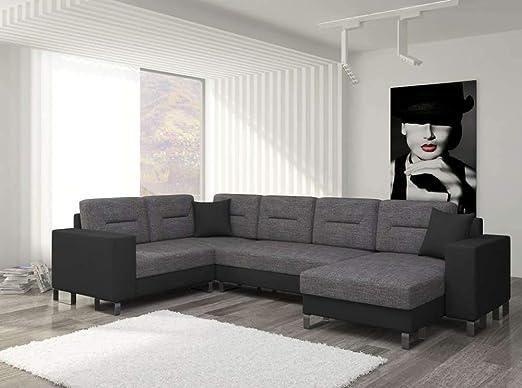 JUSThome Justyou Dorado sofá de Esquina panorámica Sofa ...