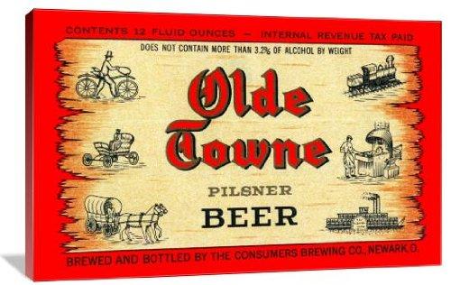 (Olde Towne Pilsner Beer 48