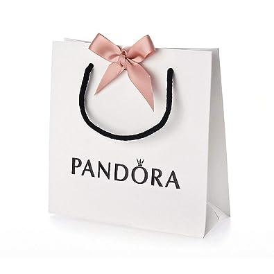 Pandora Original - Bolsa de Regalo de Cinta Rosa