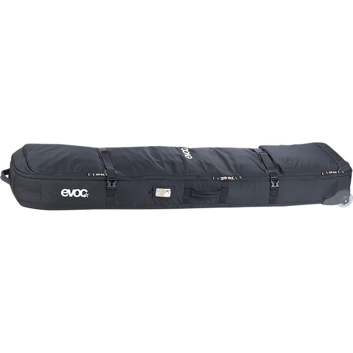 Evoc Black Gear - 110 Litre Snowboarding Roller Bag (M , Black)