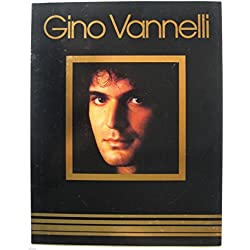 GINO VANNELLI- Original 1979 Brother To Brother Tour concert program
