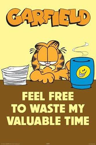 Garfield free
