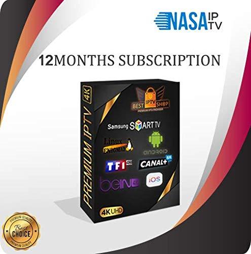 The Best World IPTV Worldwide & VOD 8000+ TV Channels (Vod Server)