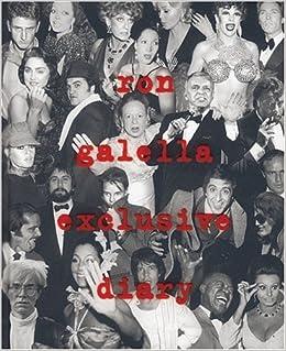 Ron Galella. Exclusive diary: Amazon.es: Galella, Ron ...