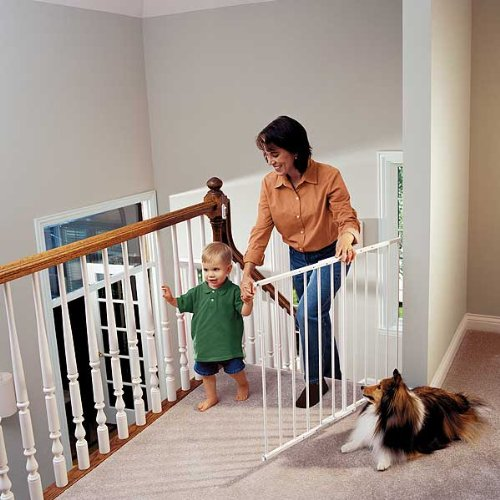 KidCo Safeway Gate G2000 White product image