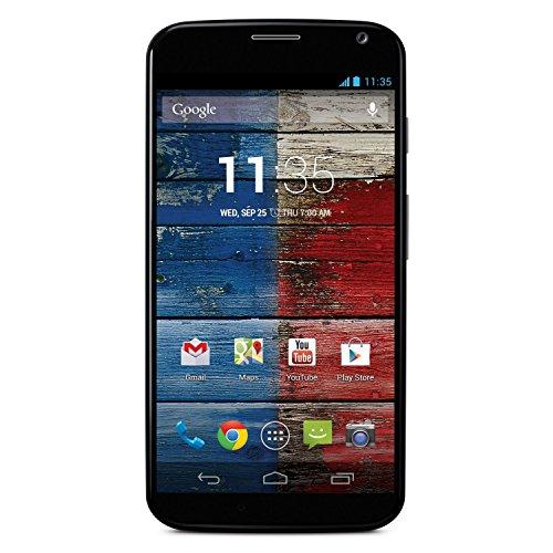 Motorola MOTO X XT1060 16GB Verizon Unlocked - 4G LTE Smartphone w/ 10MP Camera - Black (Certified Refurbished)