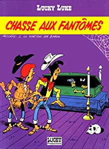 """Afficher """"Lucky Luke (ed Dargaud) n° 30 Chasse aux fantômes"""""""