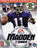 Madden NFL 2002: Prima's Official Strategy Guide