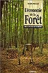 L'économie de la forêt par Prévot