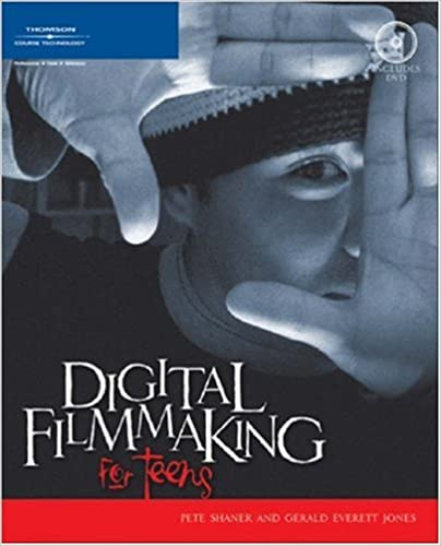 Amazon Digital Filmmaking For Teens 9781592006038 Pete